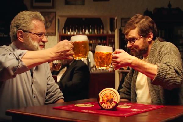 """Březňák? """"Dokoukatelná reklama i pitelné pivo"""""""