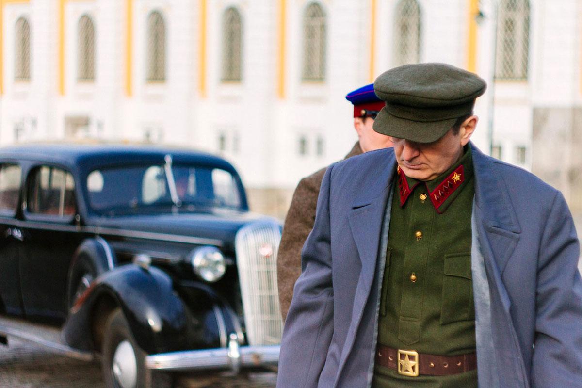 Lavrentij Berija zobrazený dokumentem Zapomenutí vůdci. Foto: ČT
