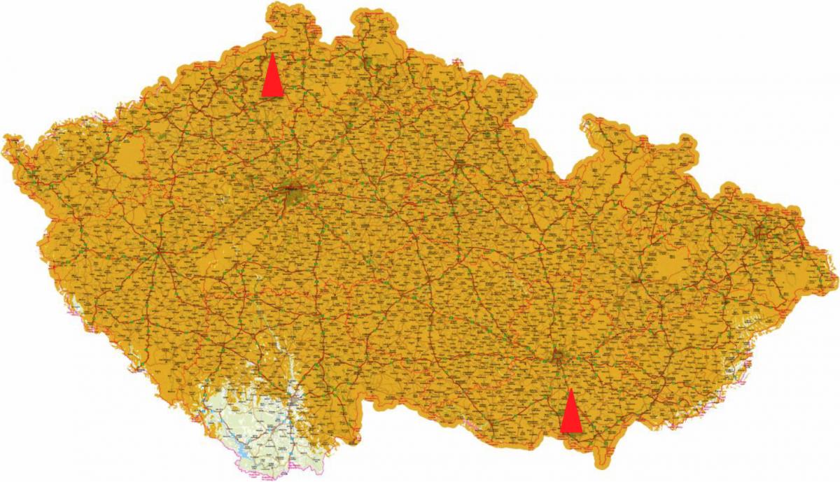 Přechodová síť Český Radiokomunikací sahá k 97,6 % domácností, dneškem přidala vysílače Ústí nad Labem-Buková hora a Mikulov-Děvín