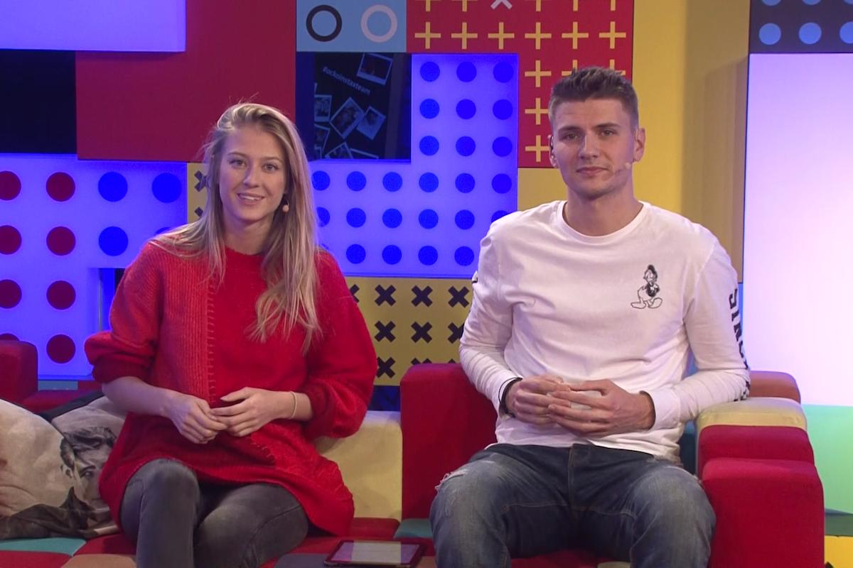 Natálie Kotková a Ondřej Urban