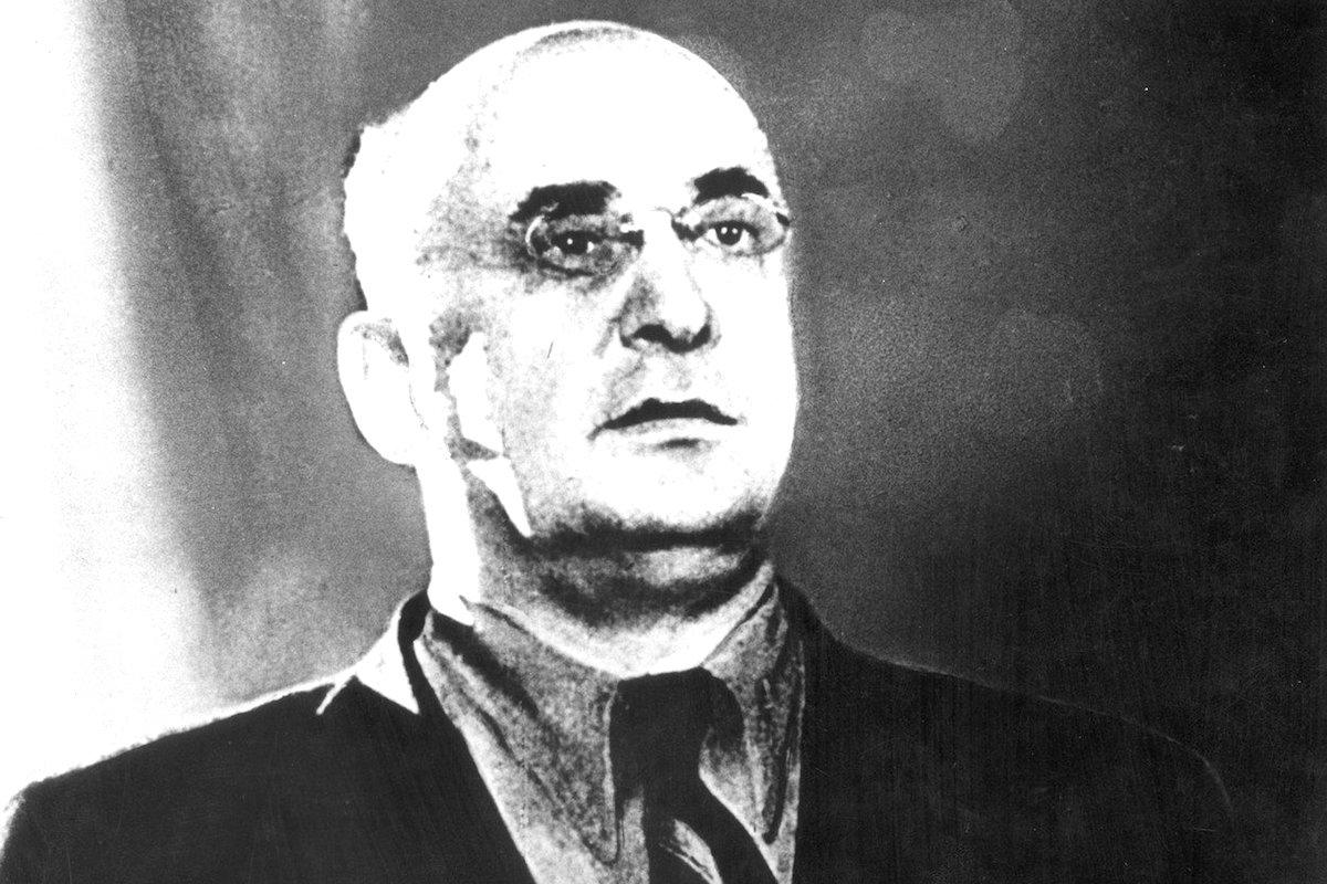 Lavrentij Berija na snímku z roku 1953. Foto: Profimedia.cz, AKG