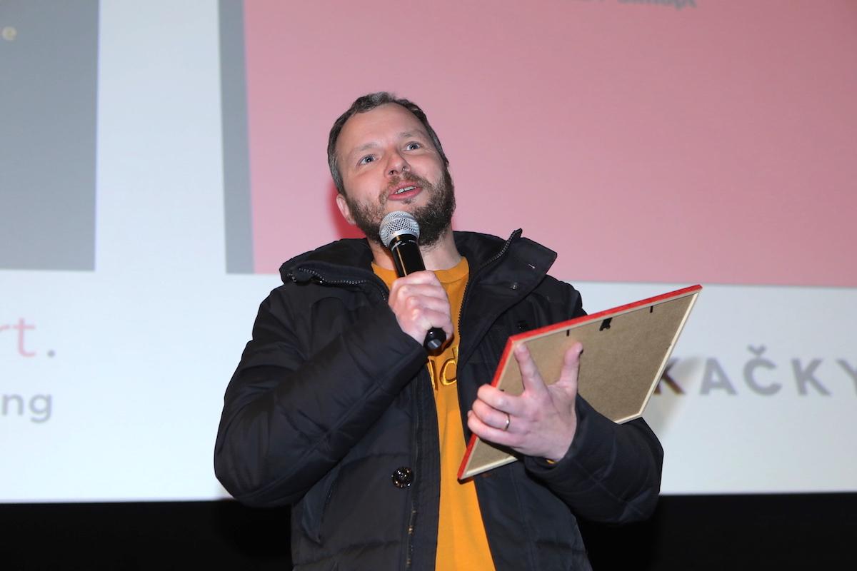 Marek Prchal se opět zdržel na forbíně