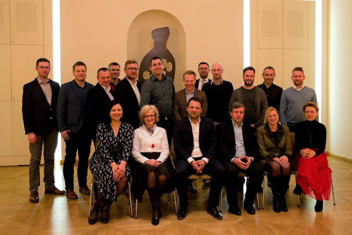 Generální shromáždění APRA v lednu 2018. Foto: Kateřina Kletečková