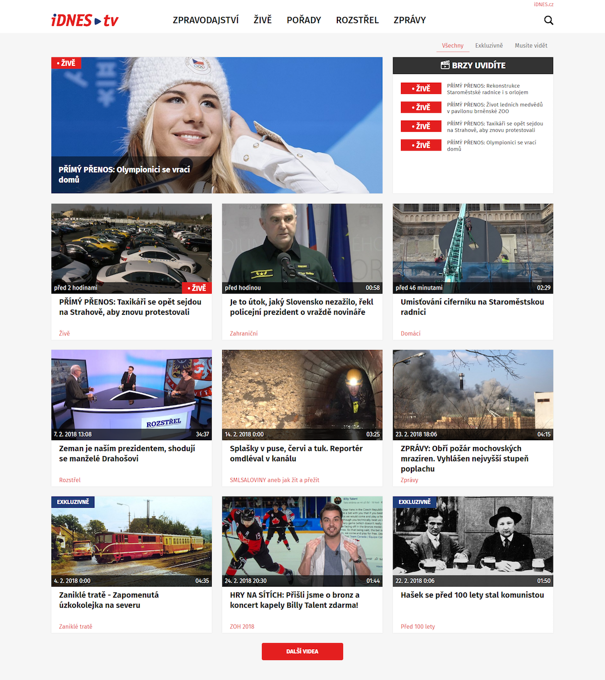 iDnes.tv