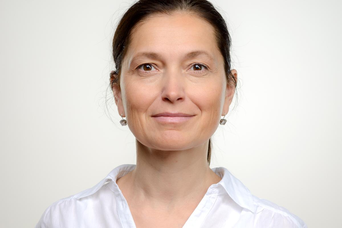 Jana Klímová. Foto: Khalil Baalbaki (Český rozhlas)