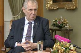 """Zeman na Barrandově končí: """"Týden s prezidentem vyčerpal potenciál"""""""