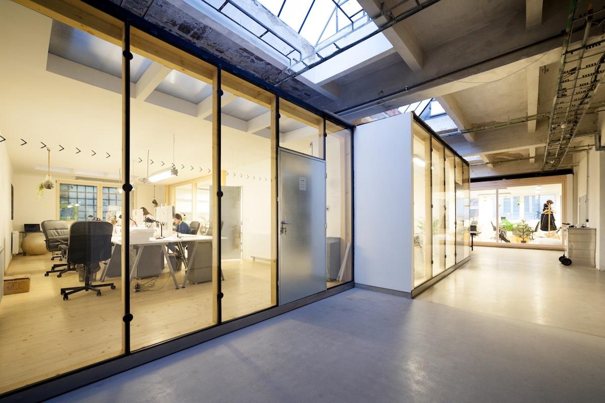 Nové kanceláře Hullabaloo