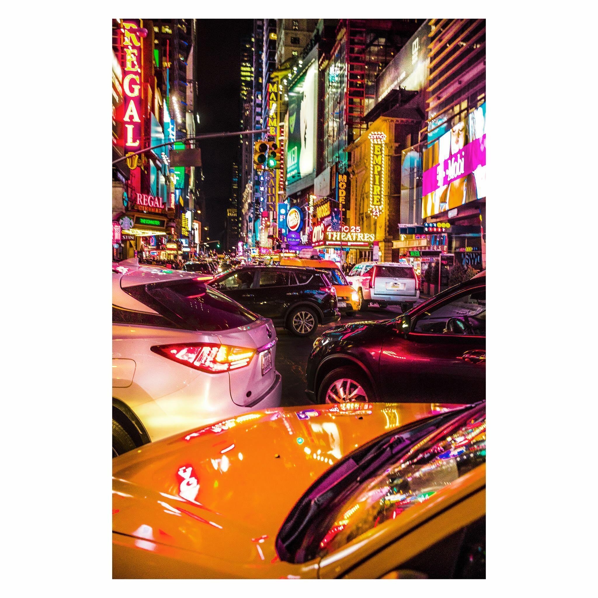 Třeštík pro Samsung vytvořil fotografie newyorských scenérií