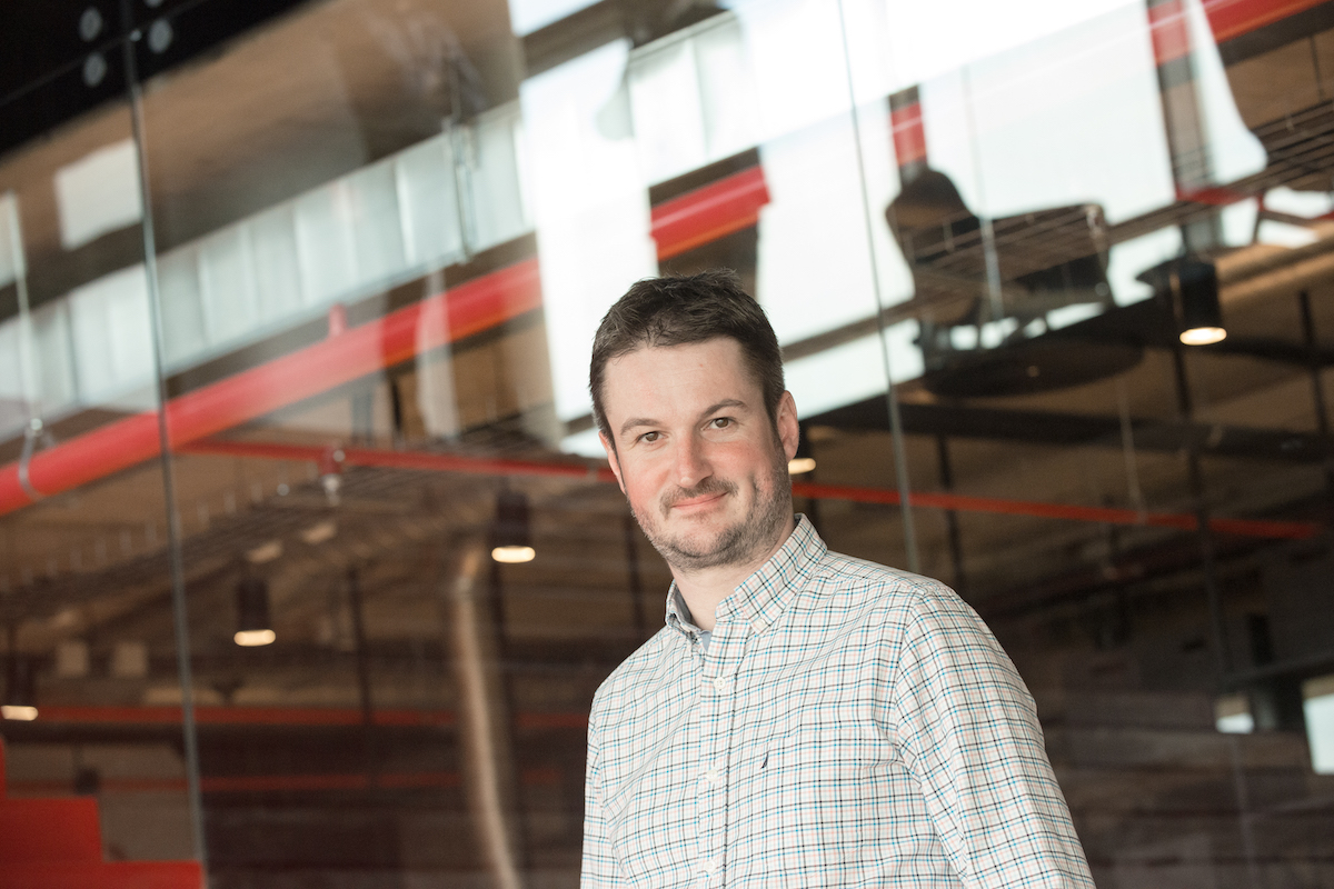 Tomáš Búřil. Foto: David Bruner