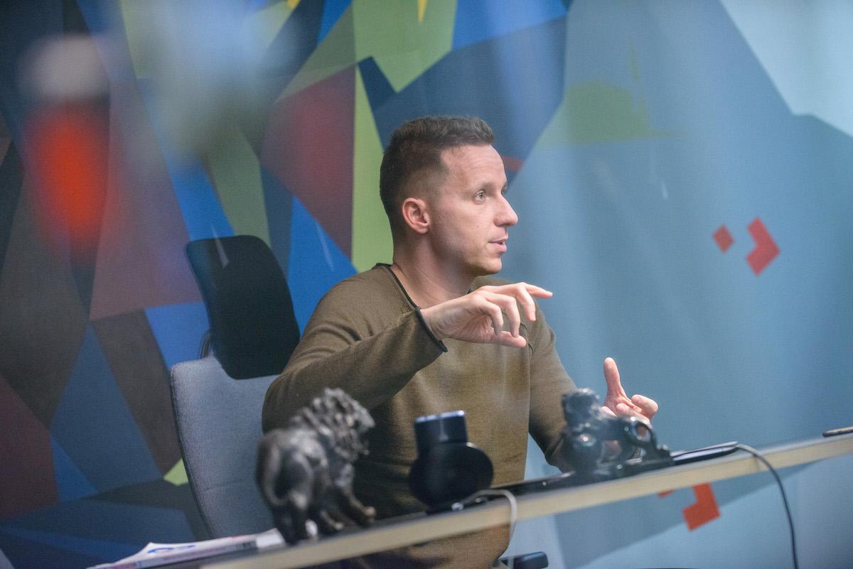 Tomáš Varga. Foto: David Bruner