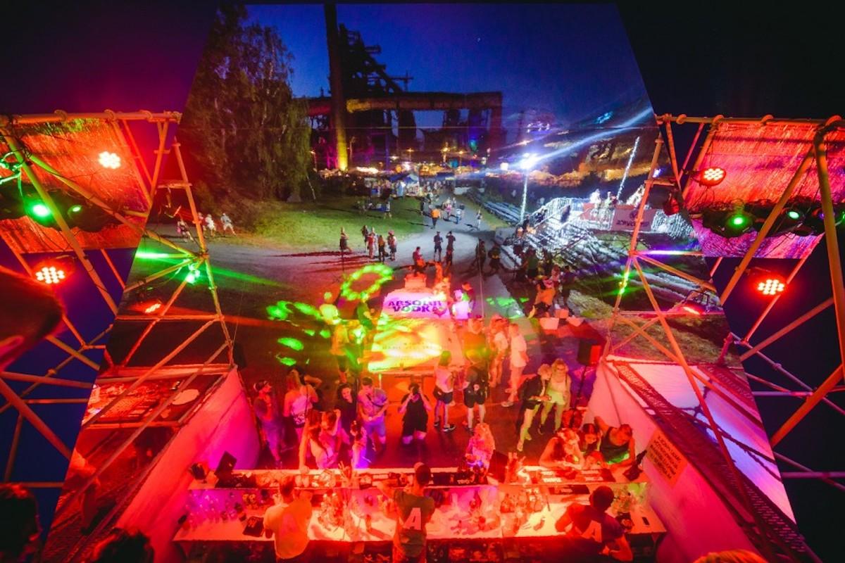 Značku Absolut pomohla agentura EverWhere zviditelnit na Colours of Ostrava 2017