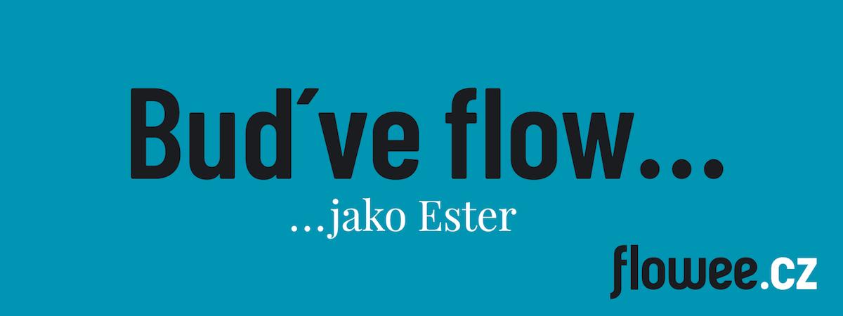 Jeden z vizuálů outdoorové kampaně Flowee