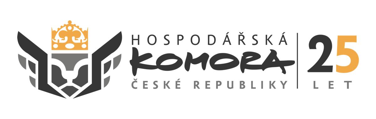 Nové logo Hospodářské komory, s dovětkem k letošímu jubileu