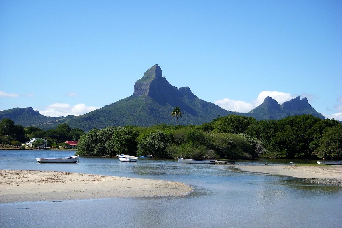 Ostrov Mauritius, domov agentury Blue M