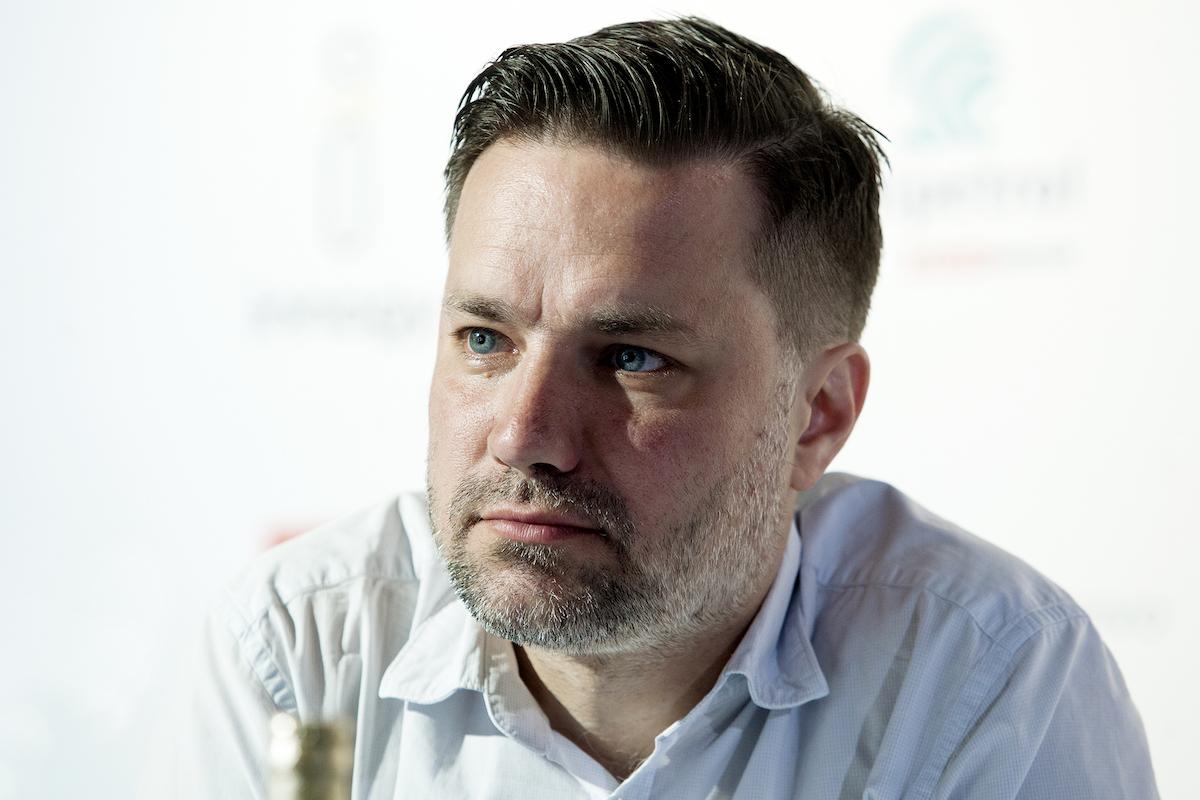 Vratislav Šlajer. Foto: KVIFF