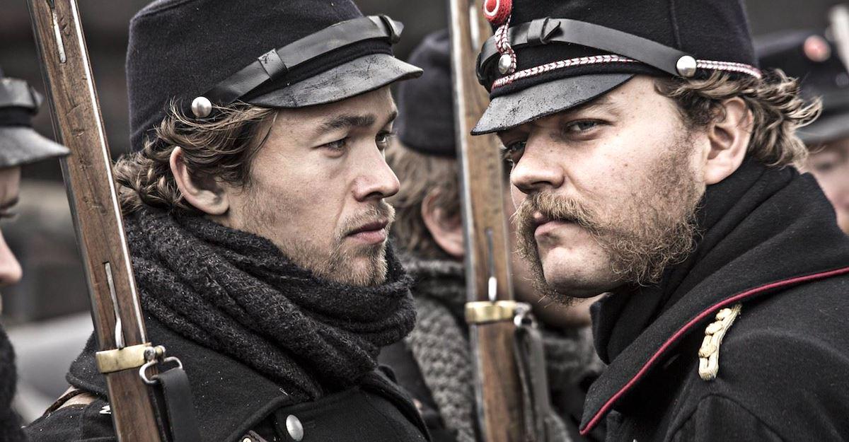 Výpravný dánský historický seriál 1864
