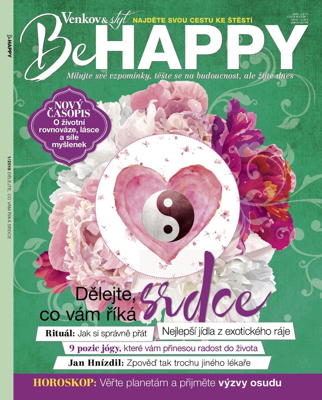 Titulní strana BeHappy