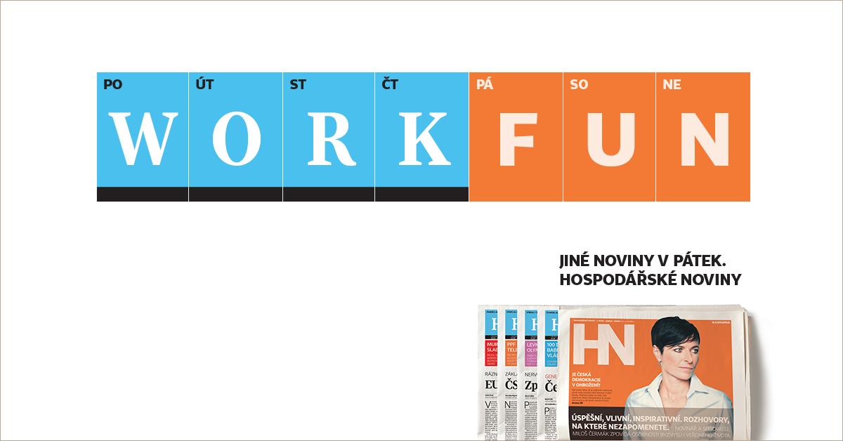 Marketingová kampaň zdůrazňuje odpočinkové čtení na tři dny konce týdne
