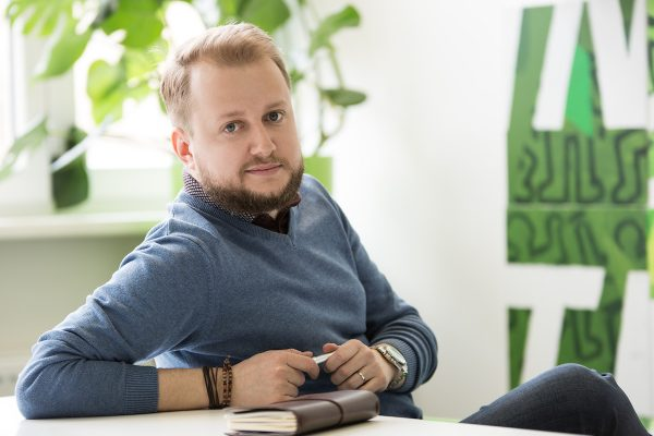 Kreativu Triadu řídí Fridrich, Zacko je chairman