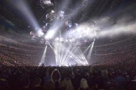 Metallica je nový rekord O2 Areny: 20.174 diváků