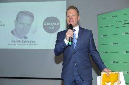 Dvě Grand Prix pro Lasvit, Schober osobností PR