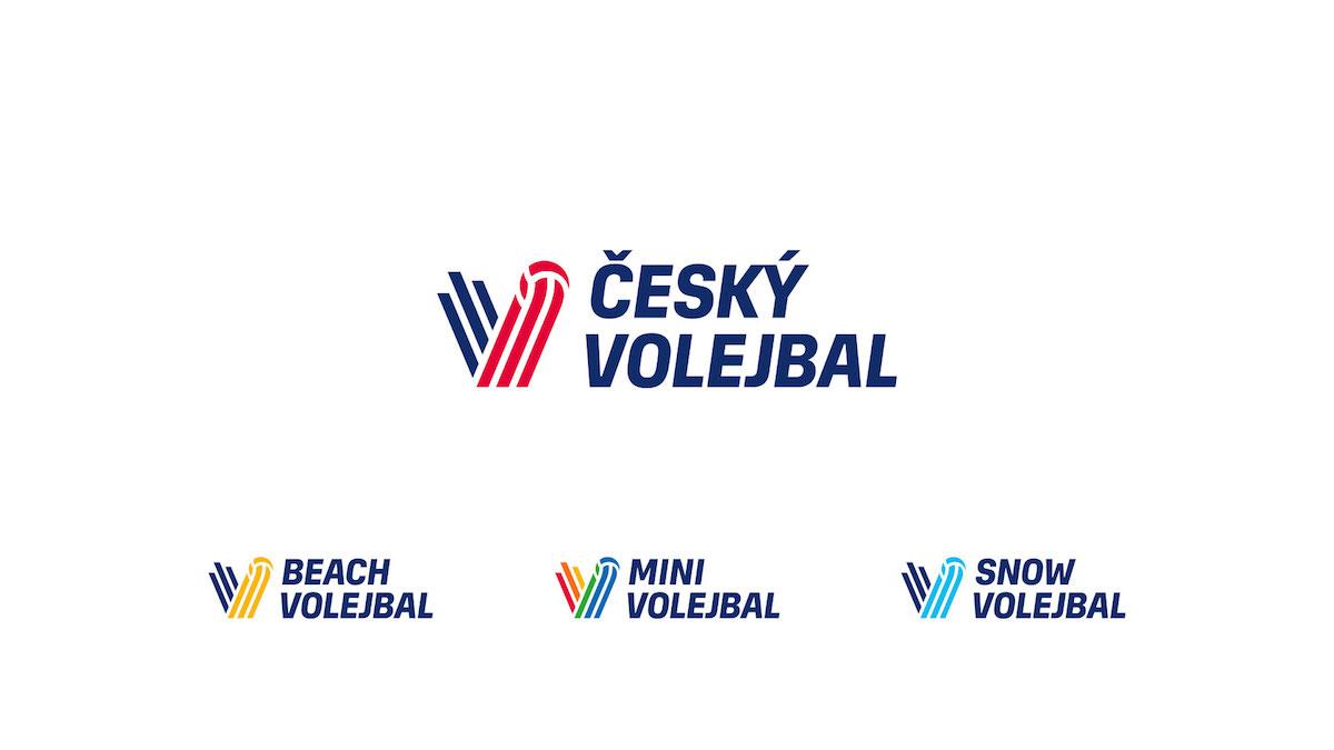Varianty značky Český volejbal