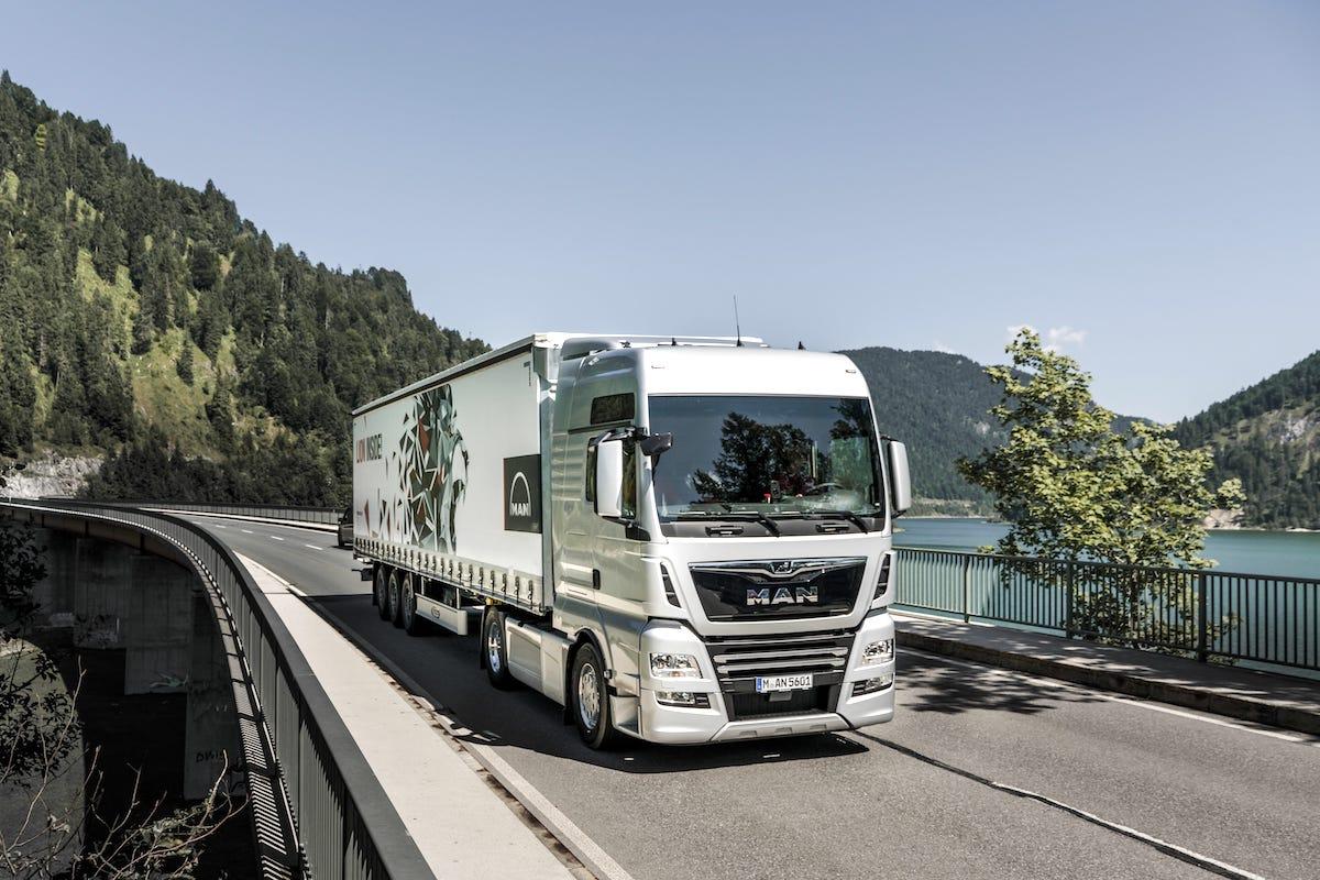 Man Truck Bus