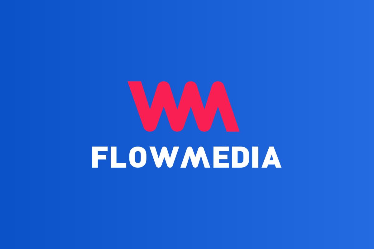 Nová vizuální identita Flow Media