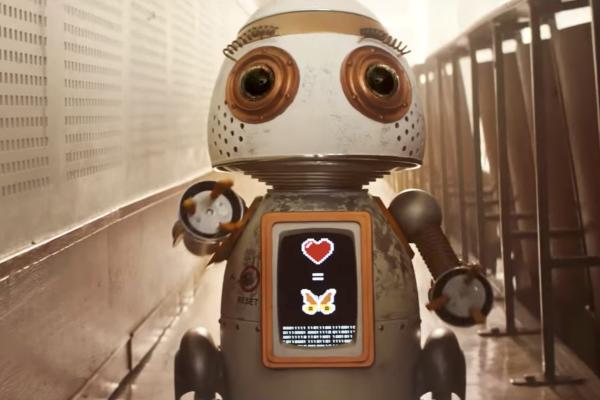 """""""Robot na lásku vrací Kofolu na správnou kolej"""""""