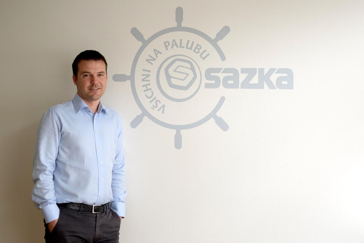 David Schenk, manažer CRM Sazky