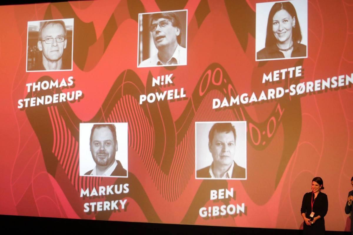 Porota televizních seriálů. Foto: Serial Killer
