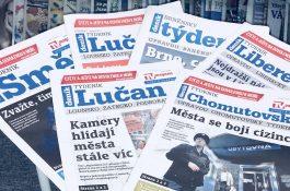 Regionální týdeníky Deníku obsadily každý okres
