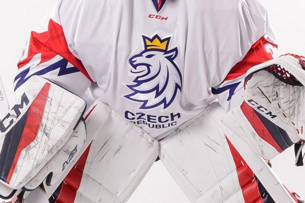 Český hokej zavádí nový název, logo i dresy
