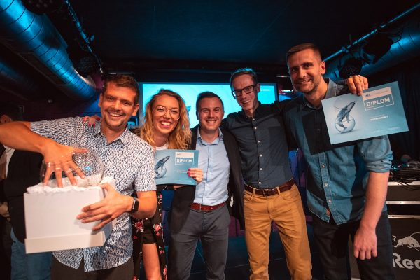 IMC Czech Awards: Grand Prix pro Bistro a Škodu