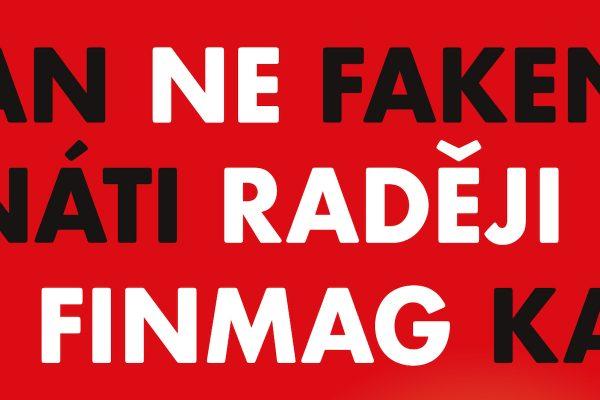 Kampaň časopisu Finmag