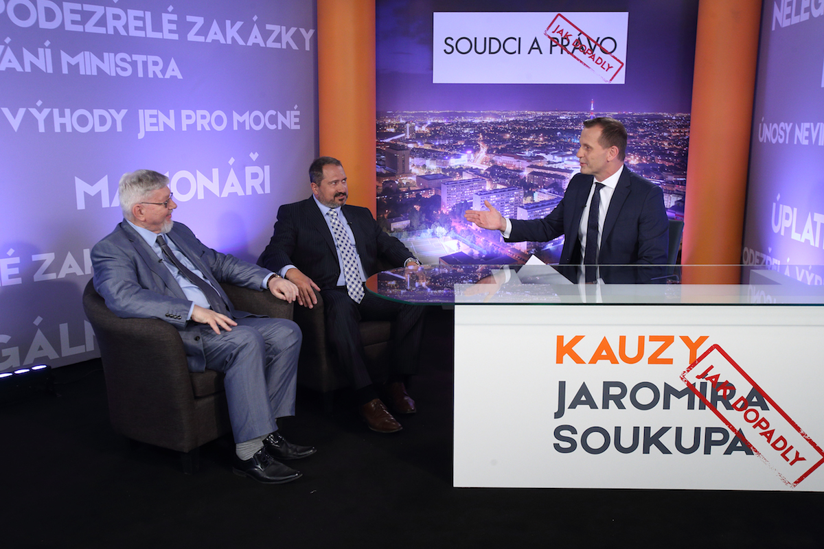 Jak dopadly Kauzy Jaromíra Soukupa