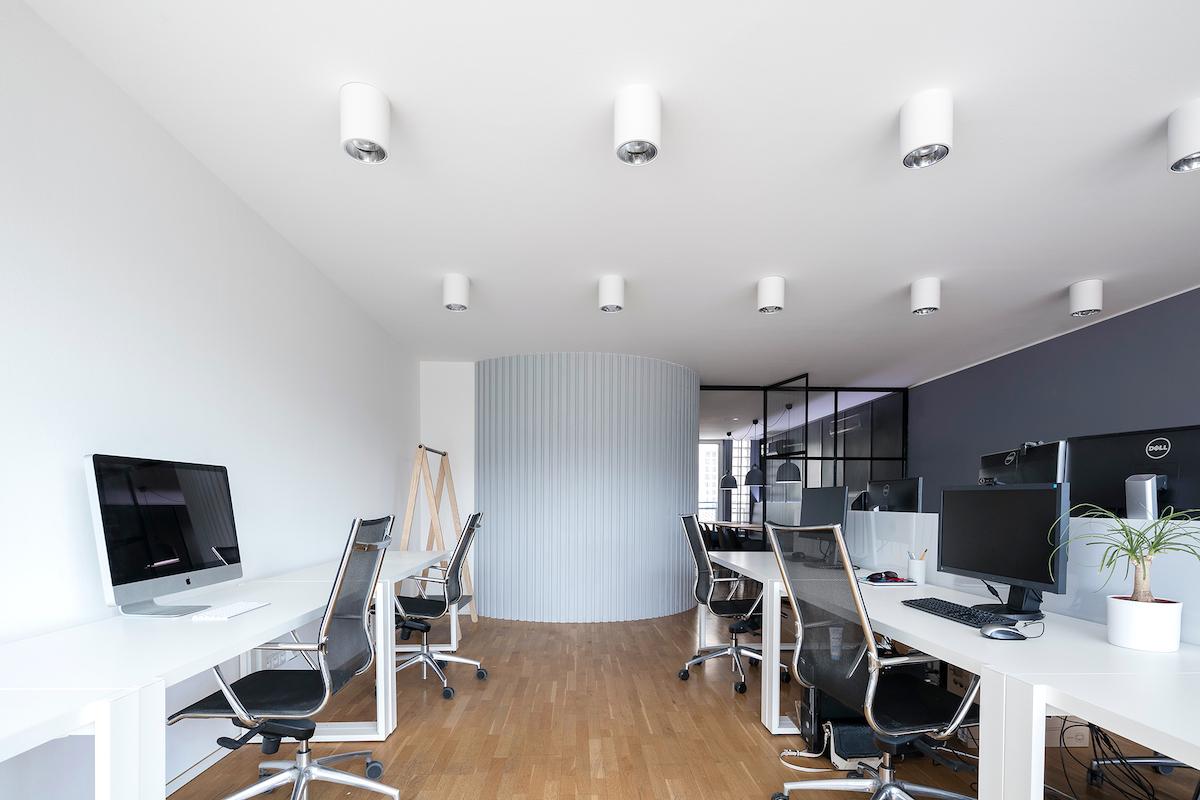 Nové kanceláře studia Madeo ve Zlíně