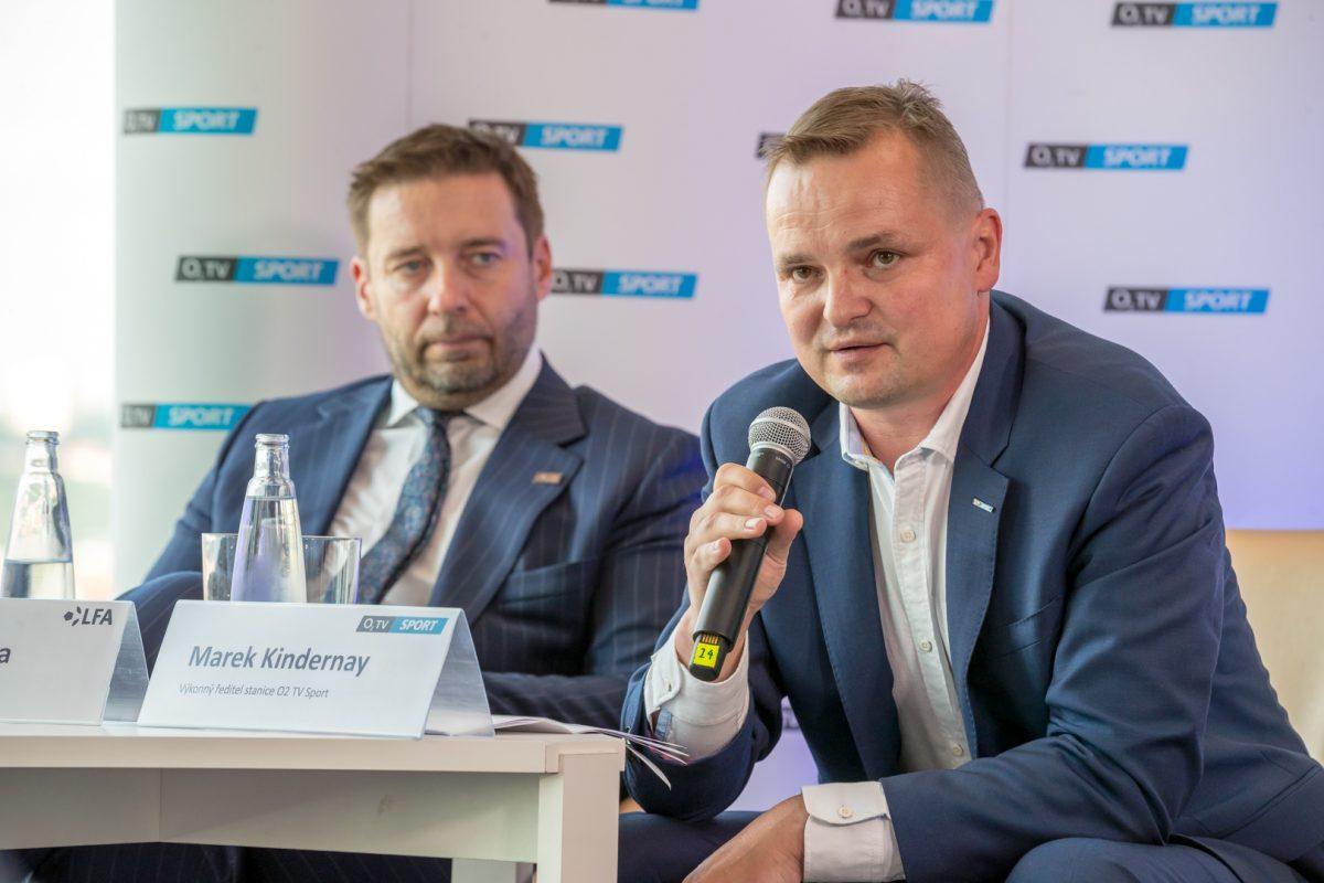 Dušan Svoboda (vlevo) a Marek Kindernay
