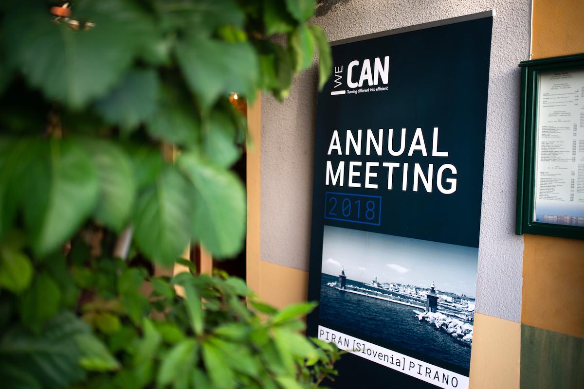 Výroční setkání sítě WeCan se tentokrát odehrálo v Piranu ve Slovinsku