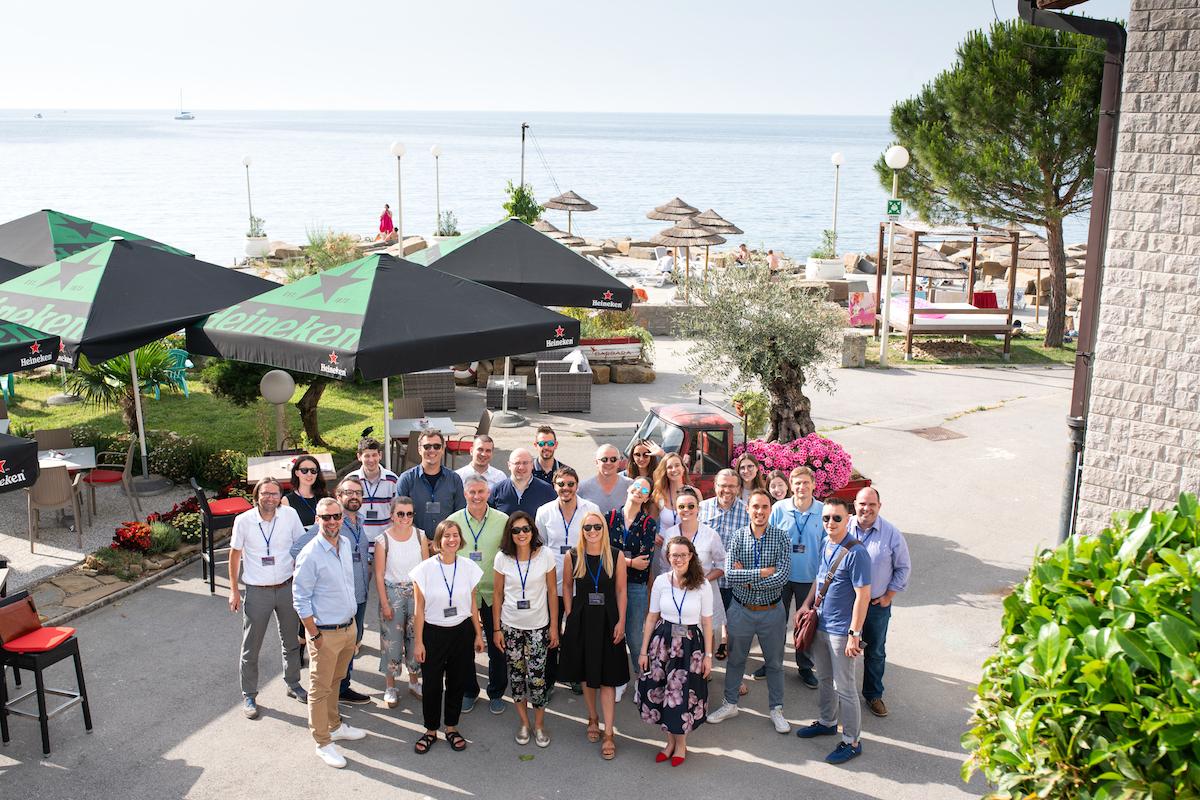 Výroční setkání WeCan ve slovinském Piranu