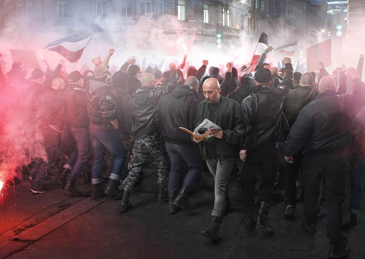 Y&R Prague pro magazín Reportér: Questioning Neo-nazism