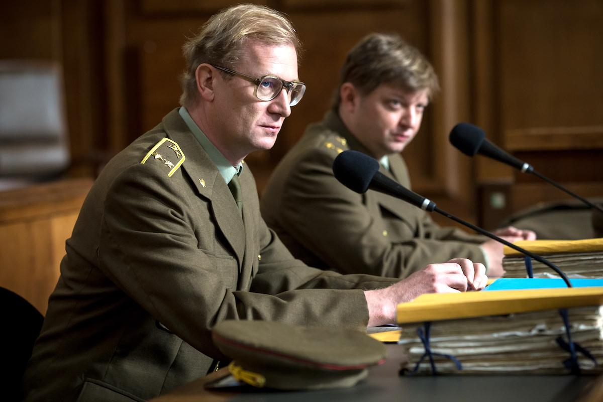 Martin Pechlát v sérii Rédl. Foto: ČT
