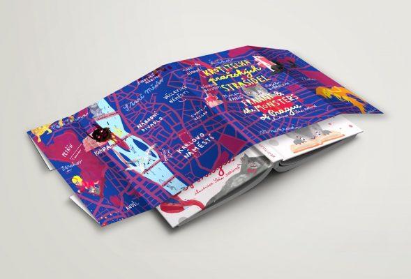 Vychází kniha Krotitelka pražských strašidel