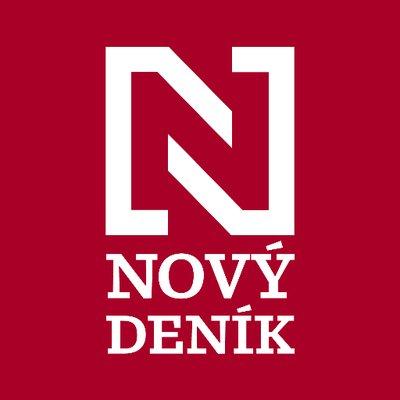 Logo projektu Nový deník
