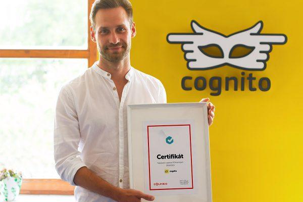 Colpirio certifikovalo první agenturu, je jí Cognito
