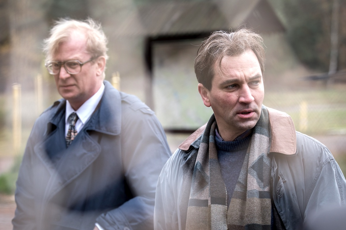 Martin Pechlát a Ondřej Sokol v sérii Rédl. Foto: ČT