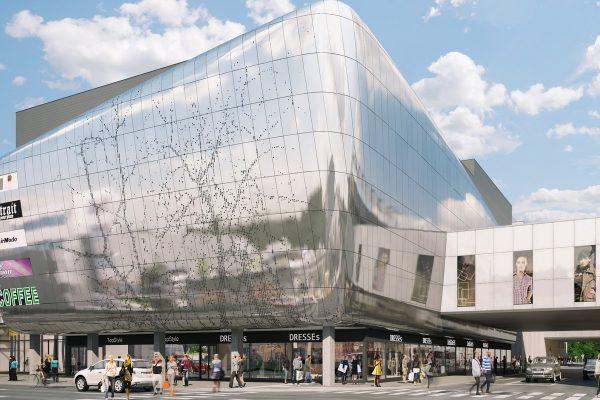 V Českých Budějovicích otvírá rozšířené obchodní centrum Igy