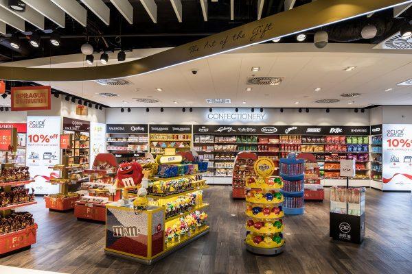 Duty free zónu pražského letiště vyhrál Lagardere Travel Retail