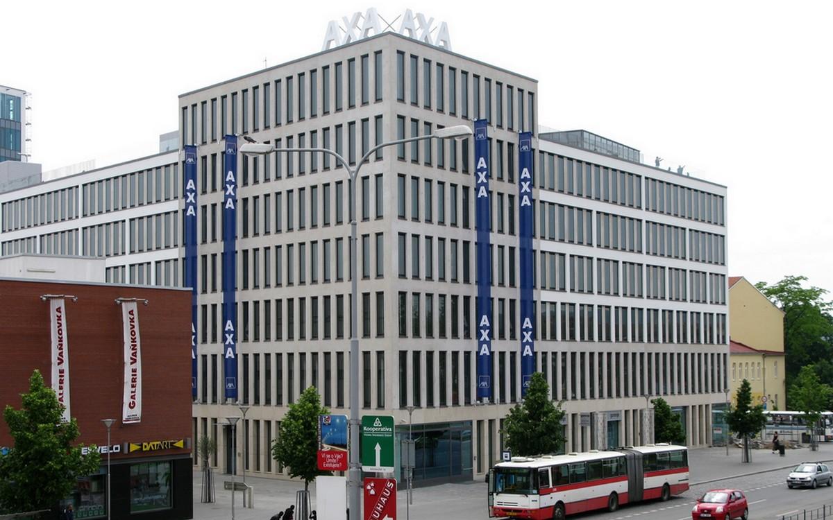 Trinity Office Center II, kde je nová centrála Cushman & Wakefield