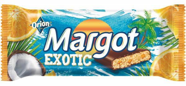 Nová příchuť tyčinky Margot Exotic